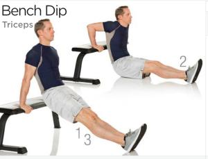 Bench Dip