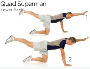 Quad Superman