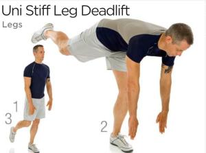 Uni Stiff Leg