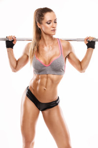 train to build muscle