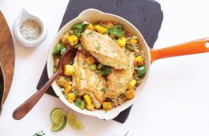 mango chicken recipe