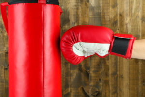 Boxing strength and endurance